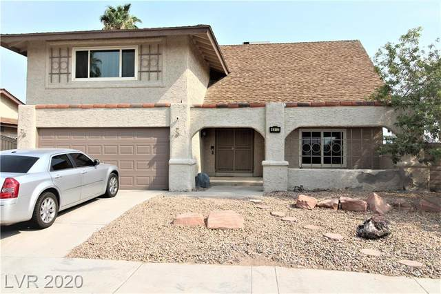 4312 Segovia Terrace, Las Vegas, NV 89121 (MLS #2224087) :: Performance Realty
