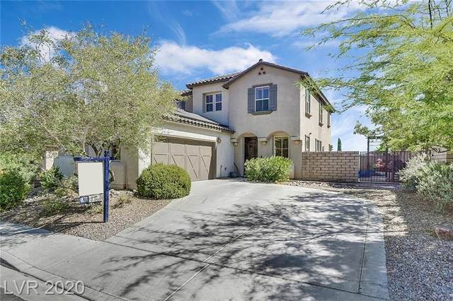 11817 Red Camellia Avenue, Las Vegas, NV 89138 (MLS #2224092) :: Jeffrey Sabel
