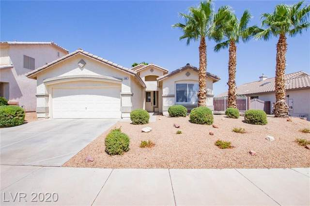 44 Blaven Drive, Henderson, NV 89002 (MLS #2224163) :: Hebert Group | Realty One Group