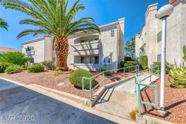 2725 Nellis Boulevard #1034, Las Vegas, NV 89121 (MLS #2224178) :: Jeffrey Sabel