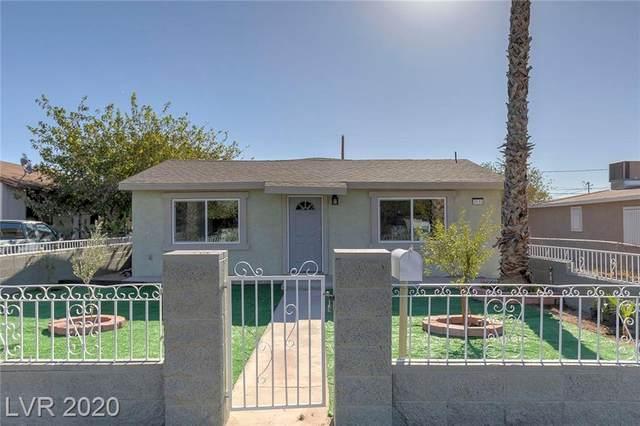 2130 Crawford Street, North Las Vegas, NV 89030 (MLS #2224198) :: The Shear Team
