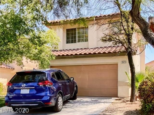 1024 Olive Mill Lane, Las Vegas, NV 89134 (MLS #2224589) :: Helen Riley Group | Simply Vegas