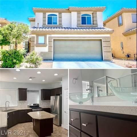 173 Water Hazard Lane, Las Vegas, NV 89148 (MLS #2224765) :: Billy OKeefe | Berkshire Hathaway HomeServices