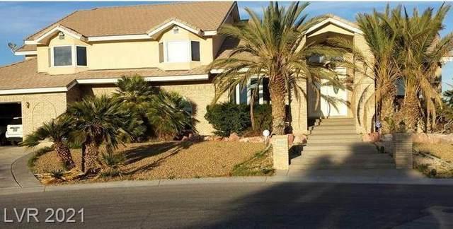 5770 El Camino Road, Las Vegas, NV 89118 (MLS #2224859) :: Vestuto Realty Group