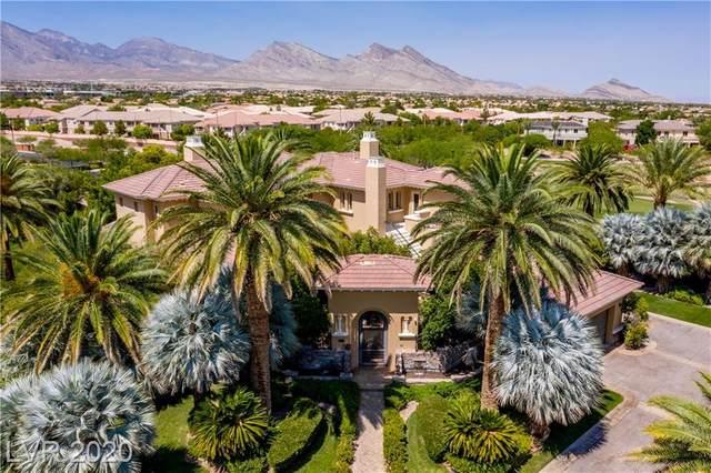10432 Summit Canyon Drive, Las Vegas, NV 89144 (MLS #2224899) :: Helen Riley Group | Simply Vegas