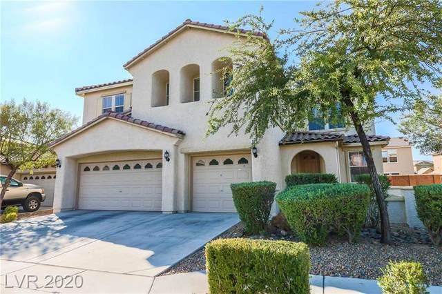 221 Raptors View Avenue, North Las Vegas, NV 89031 (MLS #2225247) :: Billy OKeefe | Berkshire Hathaway HomeServices