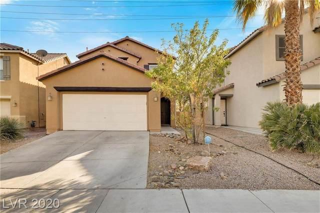 3421 Edinboro Ridge Avenue, North Las Vegas, NV 89081 (MLS #2225367) :: Hebert Group   Realty One Group