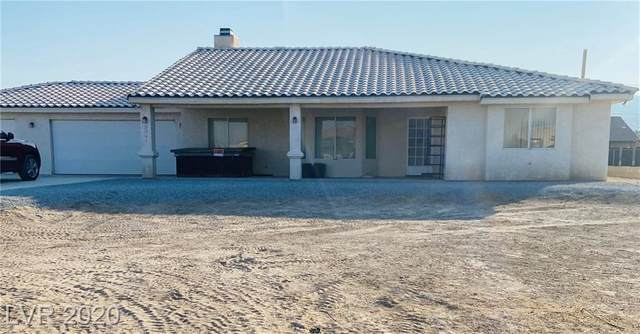 2341 S Xenia Avenue, Pahrump, NV 89048 (MLS #2225415) :: The Mark Wiley Group | Keller Williams Realty SW