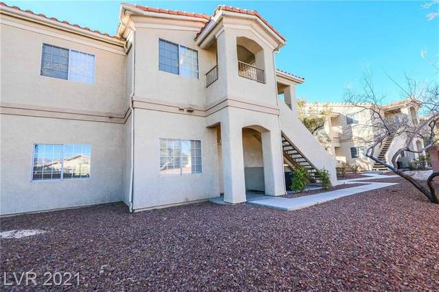 1881 Alexander Road #108, North Las Vegas, NV 89032 (MLS #2225518) :: ERA Brokers Consolidated / Sherman Group