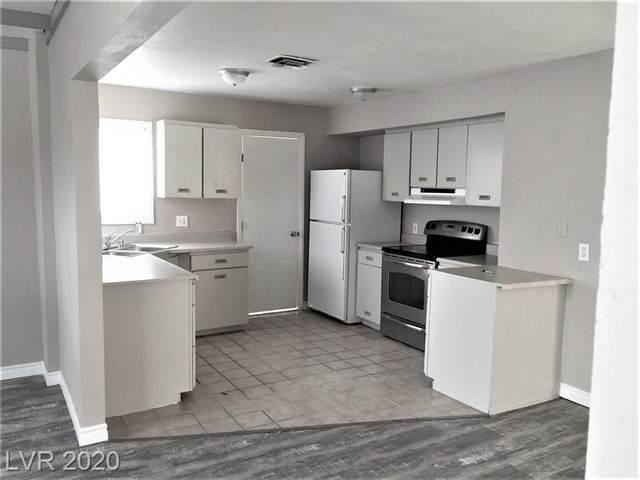 1051 Sweeney Avenue, Las Vegas, NV 89104 (MLS #2225534) :: Kypreos Team