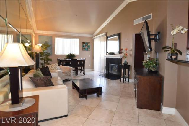 210 Flamingo Road #421, Las Vegas, NV 89169 (MLS #2225564) :: The Lindstrom Group
