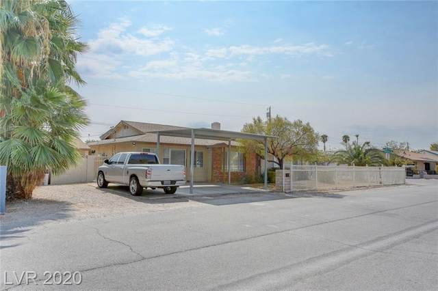 4515 New York Avenue, Las Vegas, NV 89104 (MLS #2225813) :: The Mark Wiley Group | Keller Williams Realty SW