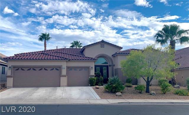 470 Beardsley Circle, Henderson, NV 89052 (MLS #2225836) :: Jeffrey Sabel