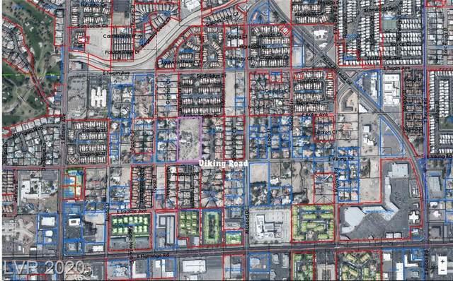 2794 Viking Road, Las Vegas, NV 89121 (MLS #2225863) :: Performance Realty