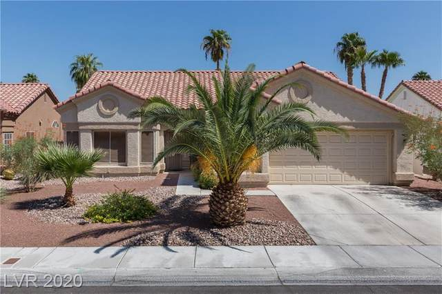 4432 Inez Drive, Las Vegas, NV 89130 (MLS #2225887) :: Jeffrey Sabel