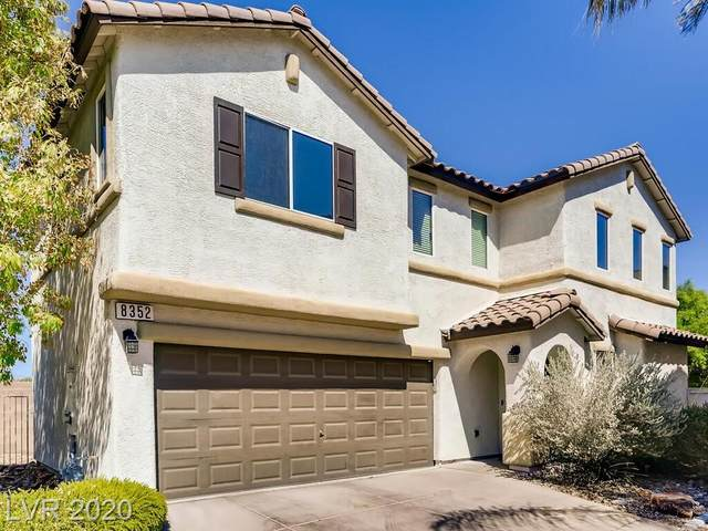 8352 Wildwood Glen Drive, Las Vegas, NV 89131 (MLS #2226072) :: The Shear Team