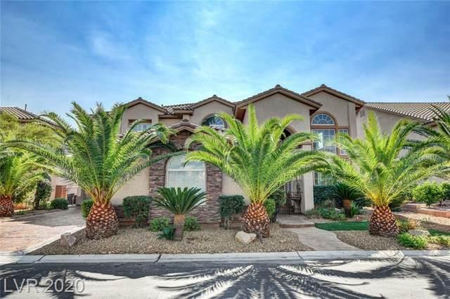 5169 Villa Dante Avenue, Las Vegas, NV 89141 (MLS #2226214) :: Jeffrey Sabel