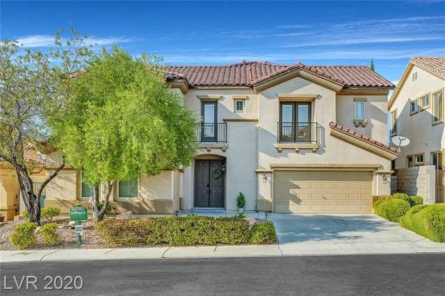 2814 Bellini Drive, Henderson, NV 89052 (MLS #2226277) :: Billy OKeefe | Berkshire Hathaway HomeServices
