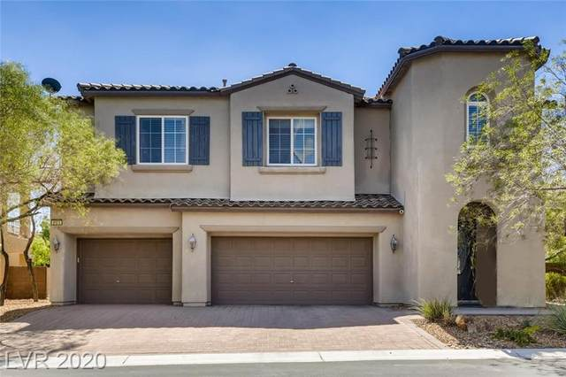 9175 Blue Ox Avenue, Las Vegas, NV 89178 (MLS #2226512) :: Hebert Group | Realty One Group