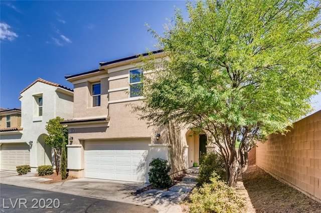 7506 Edgartown Harbor Street, Las Vegas, NV 89166 (MLS #2226570) :: Jeffrey Sabel