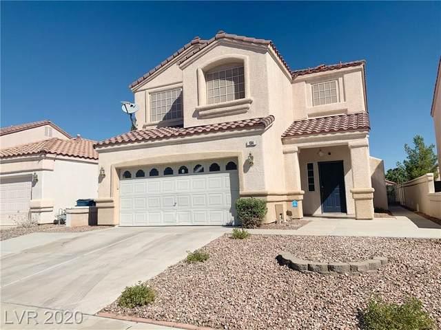 134 Willow Dove Avenue, Las Vegas, NV 89123 (MLS #2226737) :: The Perna Group