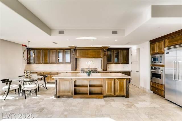 9101 Alta Drive #1403, Las Vegas, NV 89145 (MLS #2226899) :: Team Michele Dugan
