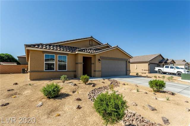 3953 E Garfield Drive, Pahrump, NV 89061 (MLS #2226957) :: Performance Realty