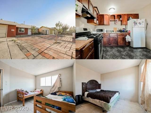 3117 Bartlett Avenue, North Las Vegas, NV 89030 (MLS #2226987) :: The Mark Wiley Group | Keller Williams Realty SW