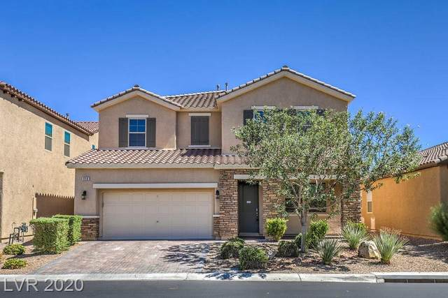 850 Gallery Course Drive, Las Vegas, NV 89148 (MLS #2227116) :: The Perna Group
