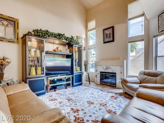 5125 Reno Avenue #1072, Las Vegas, NV 89118 (MLS #2227217) :: Jeffrey Sabel