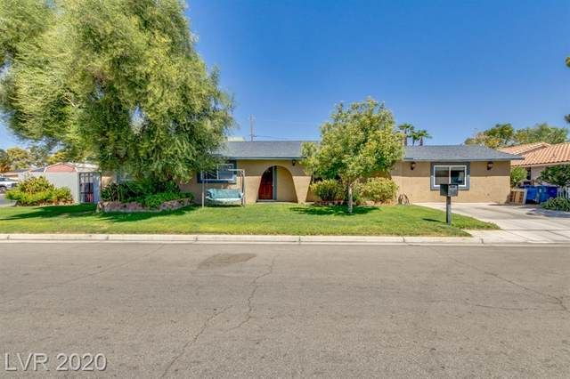4610 Cleveland Avenue, Las Vegas, NV 89104 (MLS #2227244) :: The Mark Wiley Group | Keller Williams Realty SW