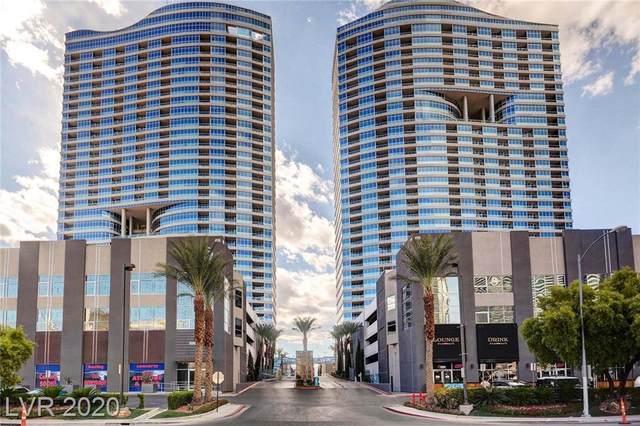 4525 Dean Martin Drive #2903, Las Vegas, NV 89103 (MLS #2228563) :: Jeffrey Sabel