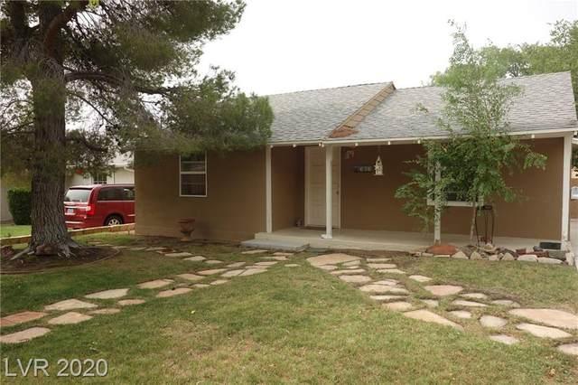 656 Avenue K, Boulder City, NV 89005 (MLS #2228627) :: Helen Riley Group | Simply Vegas