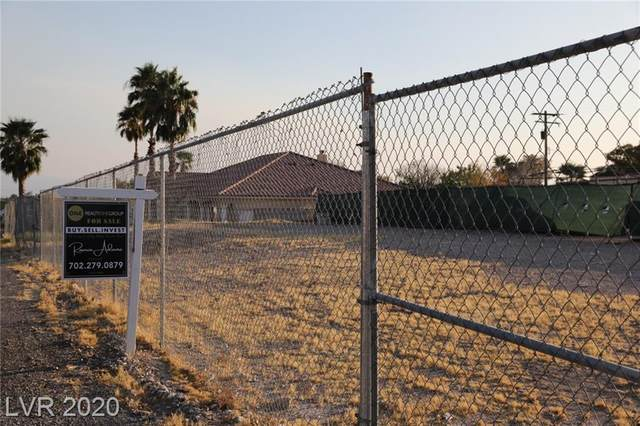 295 Clayton Street, Las Vegas, NV 89110 (MLS #2228759) :: The Mark Wiley Group   Keller Williams Realty SW