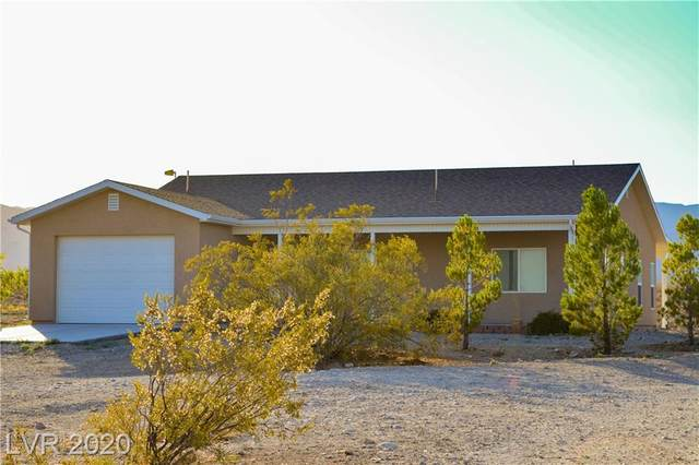 445 Alamo West Road, Alamo, NV 89001 (MLS #2229008) :: Jeffrey Sabel