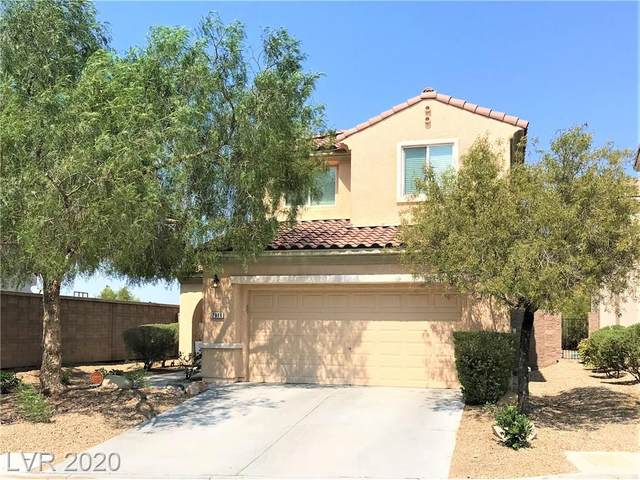 2816 Blythswood Square, Henderson, NV 89044 (MLS #2229111) :: Performance Realty