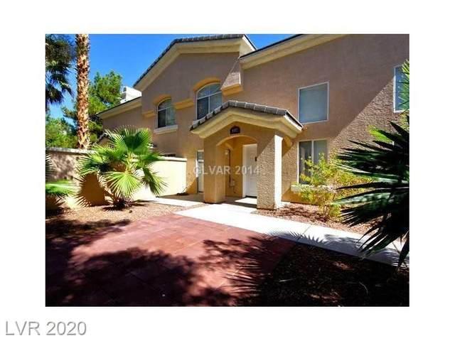 3950 Sandhill Road #107, Las Vegas, NV 89121 (MLS #2229276) :: Helen Riley Group | Simply Vegas