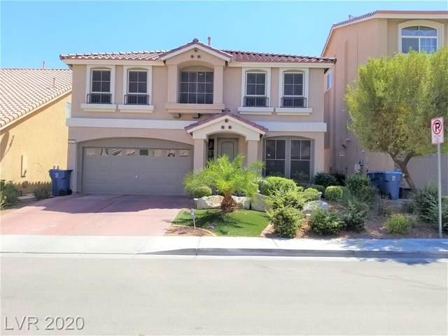 5475 Tartan Hill Avenue, Las Vegas, NV 89141 (MLS #2229327) :: The Lindstrom Group