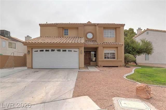 2726 Wentworth Circle, Las Vegas, NV 89142 (MLS #2229455) :: Jeffrey Sabel