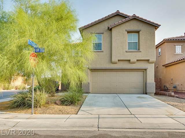 2305 Cockatoo Drive, North Las Vegas, NV 89084 (MLS #2229563) :: Helen Riley Group | Simply Vegas