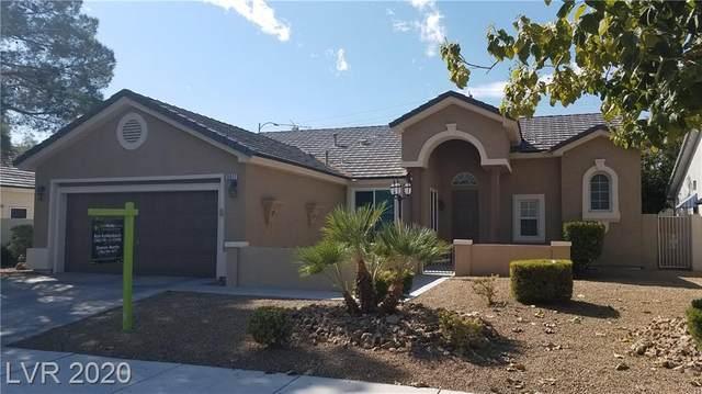 5517 Green Willow Street, Las Vegas, NV 89130 (MLS #2229762) :: The Perna Group