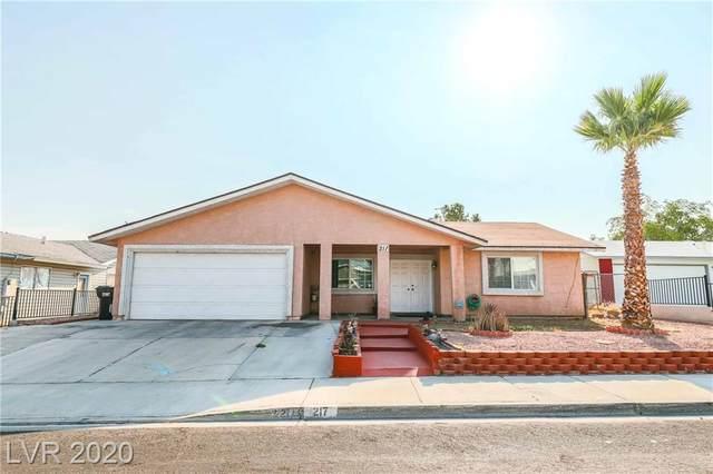 217 Seahawk Street, Las Vegas, NV 89145 (MLS #2229847) :: Helen Riley Group | Simply Vegas