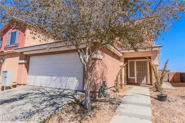 5490 Nickel Ridge Way, Las Vegas, NV 89122 (MLS #2229859) :: Helen Riley Group | Simply Vegas