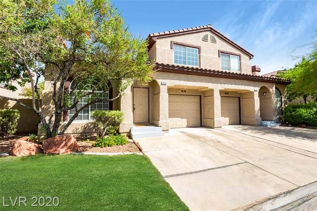 2606 Glen Green Avenue, Henderson, NV 89074 (MLS #2229909) :: Helen Riley Group | Simply Vegas