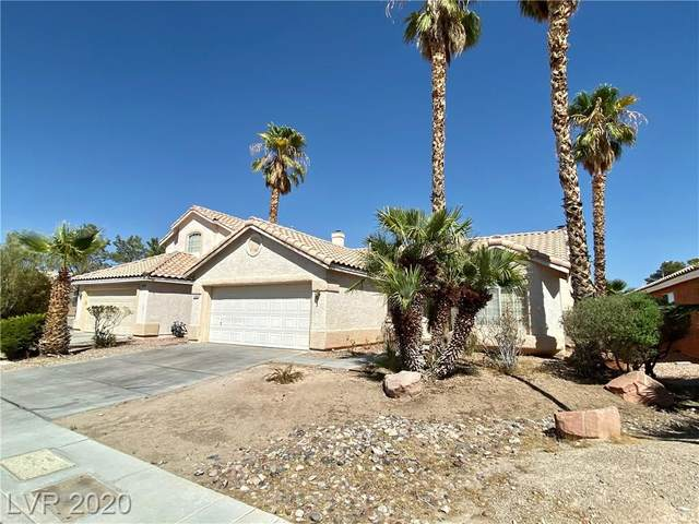 3766 White Peppermint Drive, Las Vegas, NV 89147 (MLS #2229968) :: Performance Realty