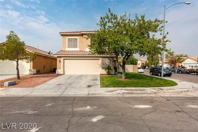 8539 Rocky Hillside Court, Las Vegas, NV 89123 (MLS #2230144) :: Jeffrey Sabel