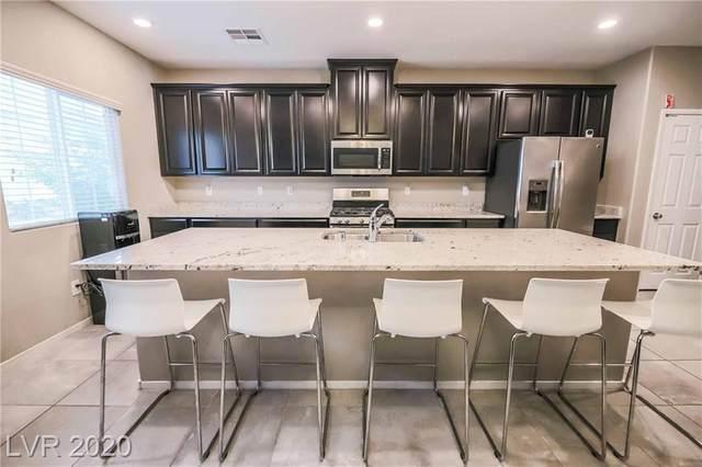 4535 Ponsard Court #1072, North Las Vegas, NV 89031 (MLS #2230424) :: Helen Riley Group | Simply Vegas
