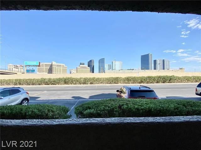 4200 Valley View Boulevard #1075, Las Vegas, NV 89103 (MLS #2230544) :: The Mark Wiley Group | Keller Williams Realty SW