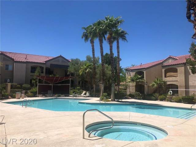 7885 Flamingo #2126, Las Vegas, NV 89147 (MLS #2230556) :: Signature Real Estate Group