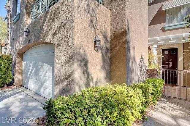 9420 San Laguna Court #102, Las Vegas, NV 89134 (MLS #2230692) :: Kypreos Team